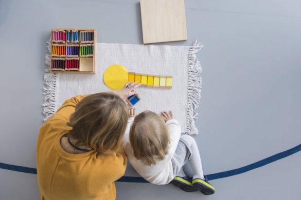 Niepubliczne Przedszkole Montessori Leśna Akademia