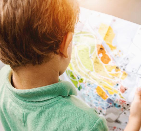rozwój przedszkolaka