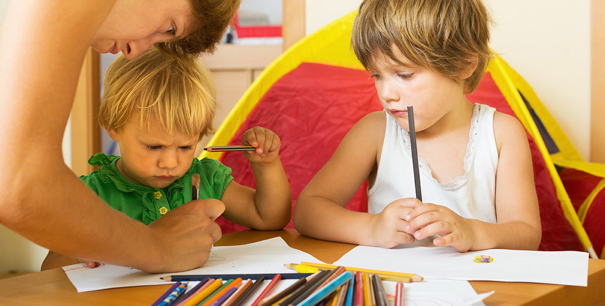 5 faktów o nauce języka angielskiego w przedszkolu