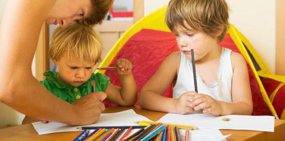 o nauce języka angielskiego w przedszkolu