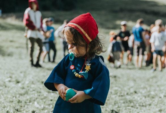 nauczyć dziecko współpracy