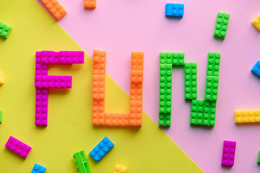 Klocki LEGO pomocne w nauce języka obcego?