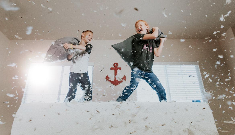 Objawy zaburzeń integracji sensorycznej u dzieci.