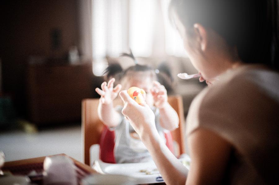 Jak jedzenie wpływa na rozwój dziecka