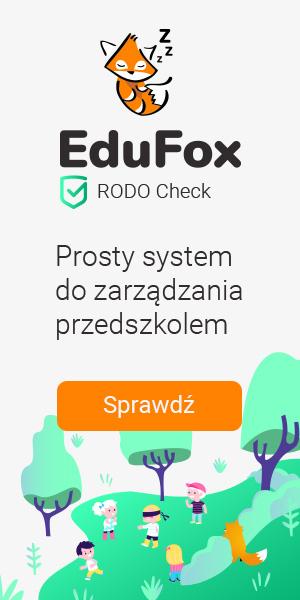 edufox oprogramowanie dla przedszkola